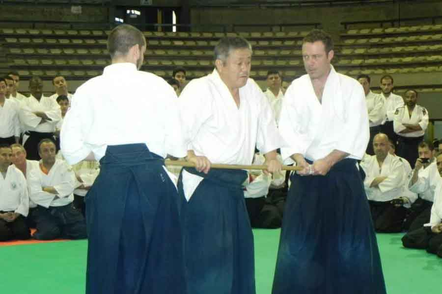 Photo of les passages de grade Aikikai : The coming back
