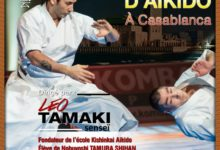 Photo of Stage international AIKIDO